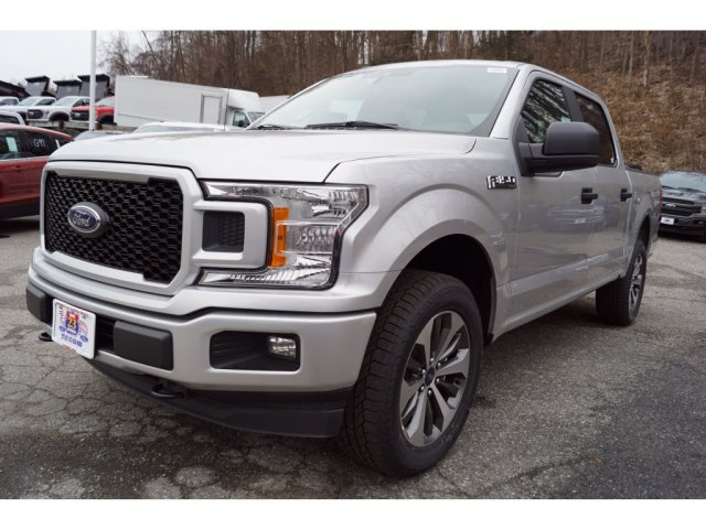 2019 F-150 SuperCrew Cab 4x4,  Pickup #58965 - photo 3