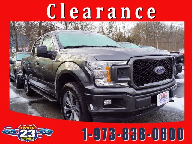 2019 F-150 SuperCrew Cab 4x4,  Pickup #59103 - photo 1