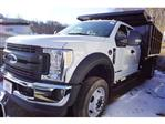 2019 F-450 Super Cab DRW 4x4,  Reading Landscaper SL Landscape Dump #59115 - photo 3