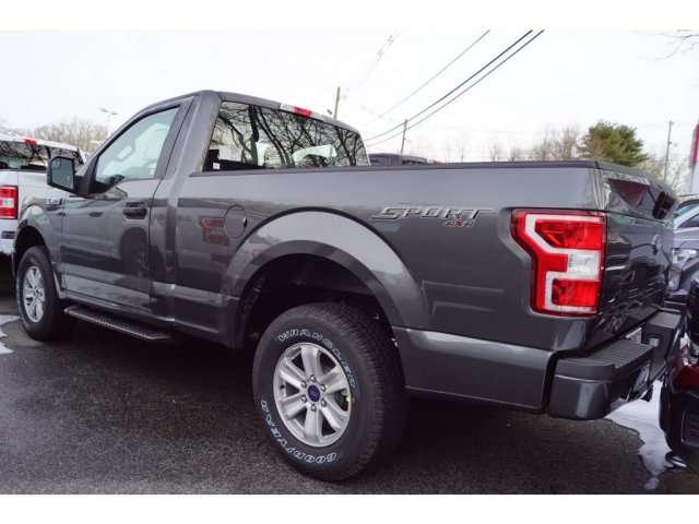 2019 F-150 Regular Cab 4x4,  Pickup #59134 - photo 1