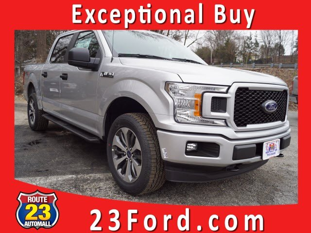 2019 F-150 SuperCrew Cab 4x4,  Pickup #59229 - photo 1