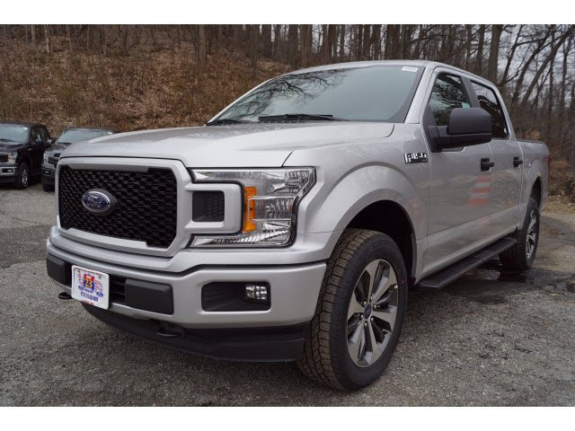 2019 F-150 SuperCrew Cab 4x4,  Pickup #59229 - photo 4
