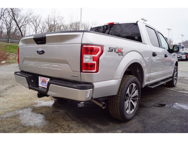 2019 F-150 SuperCrew Cab 4x4,  Pickup #59229 - photo 2