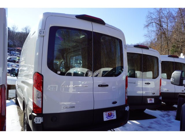 2019 Transit 250 Med Roof 4x2,  Empty Cargo Van #59234 - photo 2