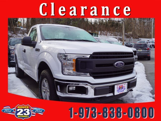 2019 F-150 Regular Cab 4x4,  Pickup #59242 - photo 1