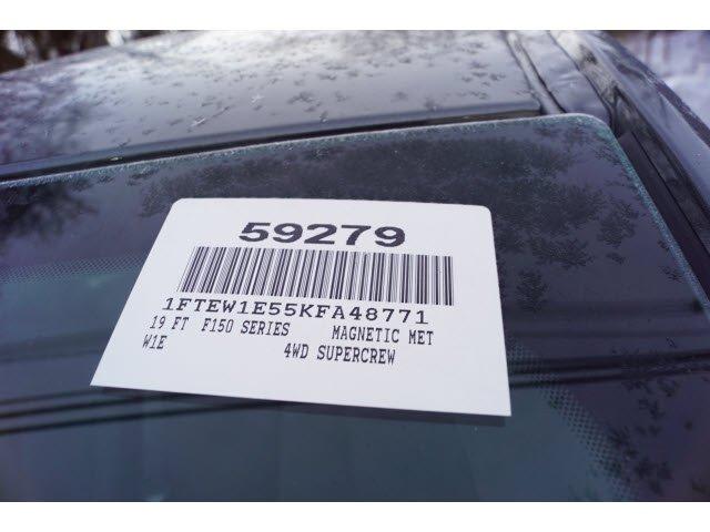 2019 F-150 SuperCrew Cab 4x4,  Pickup #59279 - photo 5