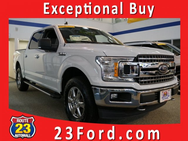 2019 F-150 SuperCrew Cab 4x4,  Pickup #59280 - photo 1