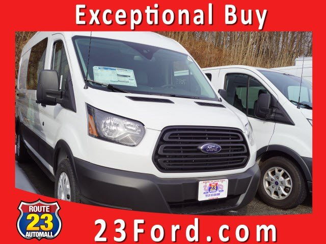 2019 Transit 350 Med Roof 4x2,  Empty Cargo Van #59298 - photo 1