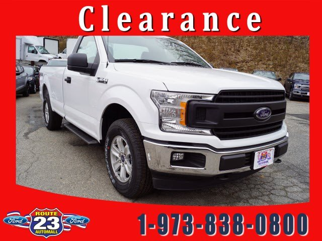 2019 F-150 Regular Cab 4x4,  Pickup #59299 - photo 1