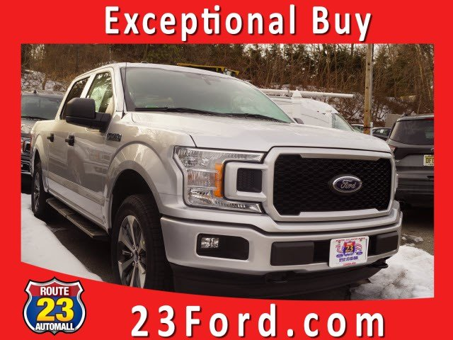 2019 F-150 SuperCrew Cab 4x4,  Pickup #59303 - photo 1