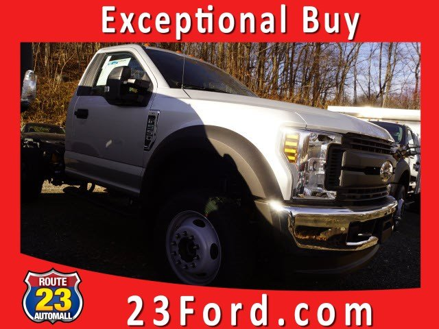 2019 F-550 Regular Cab DRW 4x4,  Cab Chassis #59339 - photo 1