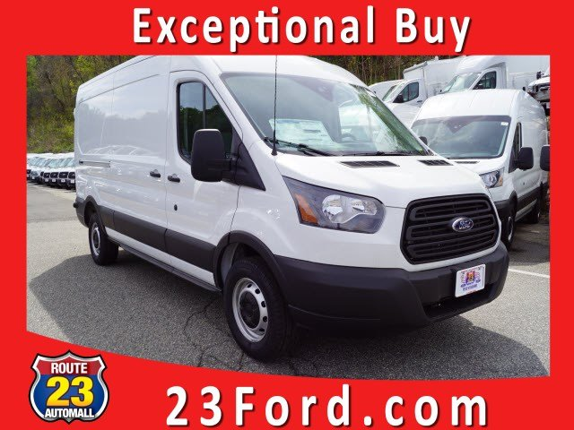 2019 Transit 250 Med Roof 4x2,  Empty Cargo Van #59425 - photo 1