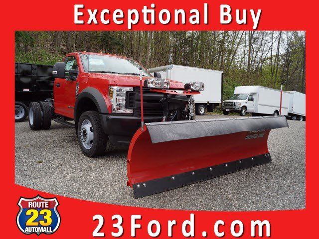 2019 F-550 Regular Cab DRW 4x4,  Cab Chassis #59432F - photo 1