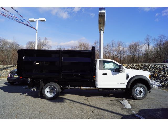 2019 F-550 Regular Cab DRW 4x4,  Rugby Landscape Dump #59433 - photo 10