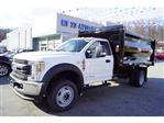 2019 F-550 Regular Cab DRW 4x4,  Rugby Landscape Dump #59433 - photo 4