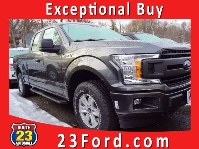 2019 F-150 Super Cab 4x4,  Pickup #59440 - photo 1