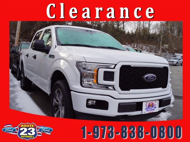 2019 F-150 SuperCrew Cab 4x4,  Pickup #59463 - photo 1