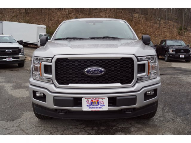 2019 F-150 SuperCrew Cab 4x4,  Pickup #59466 - photo 3