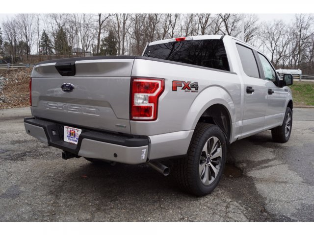 2019 F-150 SuperCrew Cab 4x4,  Pickup #59466 - photo 2