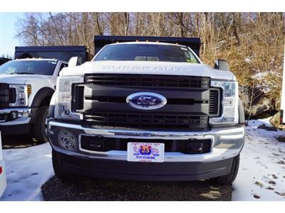 2019 F-550 Regular Cab DRW 4x4,  Rugby Eliminator LP Steel Dump Body #59484 - photo 3
