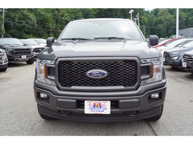 2019 F-150 SuperCrew Cab 4x4,  Pickup #59489 - photo 4