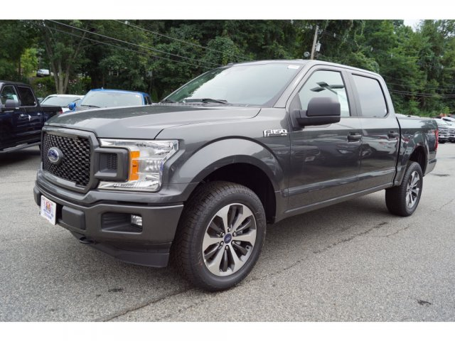 2019 F-150 SuperCrew Cab 4x4,  Pickup #59489 - photo 3