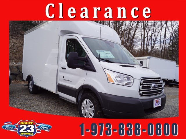 2018 Transit 350 4x2,  Rockport Cutaway Van #59504 - photo 1