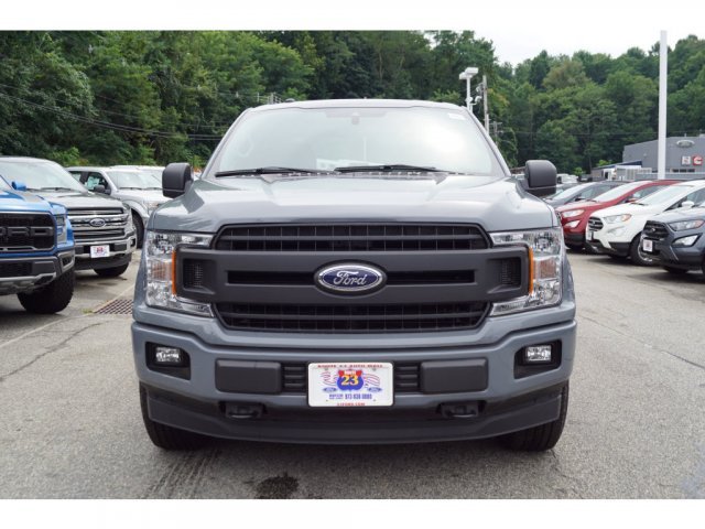 2019 F-150 SuperCrew Cab 4x4,  Pickup #59541 - photo 3