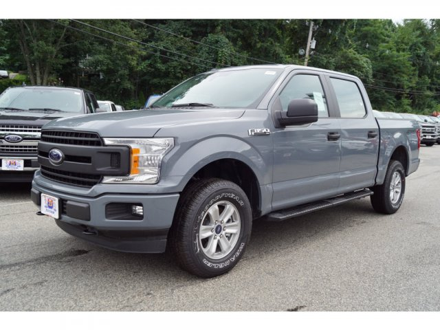2019 F-150 SuperCrew Cab 4x4,  Pickup #59541 - photo 4