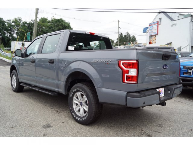 2019 F-150 SuperCrew Cab 4x4,  Pickup #59541 - photo 5