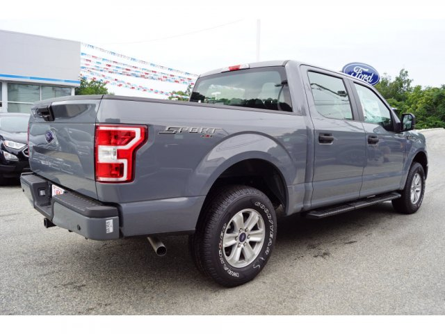 2019 F-150 SuperCrew Cab 4x4,  Pickup #59541 - photo 2
