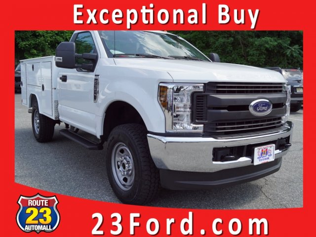 2019 F-350 Regular Cab 4x4,  Pickup #59550 - photo 1