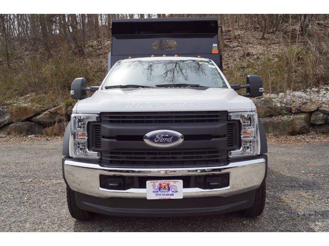 2019 F-550 Regular Cab DRW 4x4,  Rugby Eliminator LP Steel Dump Body #59561 - photo 3