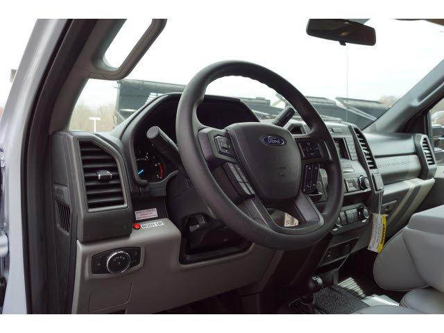 2019 F-550 Regular Cab DRW 4x4,  Rugby Eliminator LP Steel Dump Body #59561 - photo 8