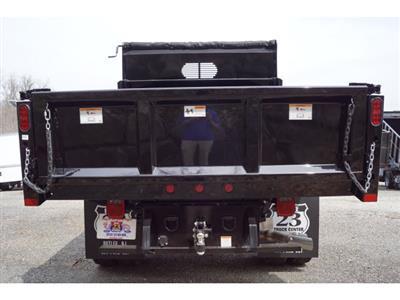2019 F-550 Regular Cab DRW 4x4,  Rugby Eliminator LP Steel Dump Body #59561 - photo 6