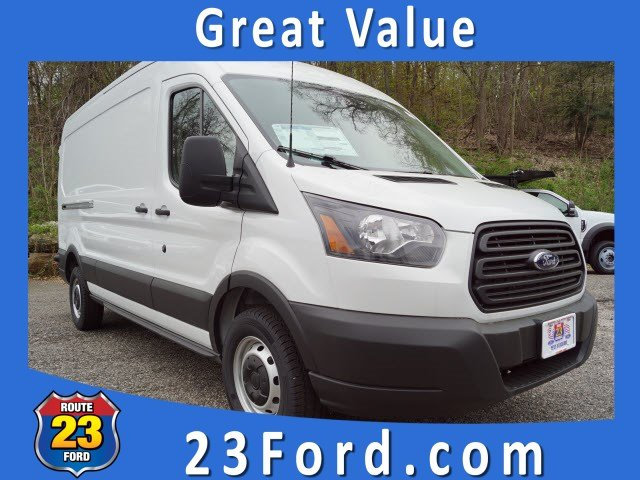 2019 Transit 250 Med Roof 4x2,  Empty Cargo Van #59579 - photo 1