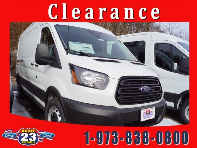 2019 Transit 250 Med Roof 4x2,  Empty Cargo Van #59582 - photo 1
