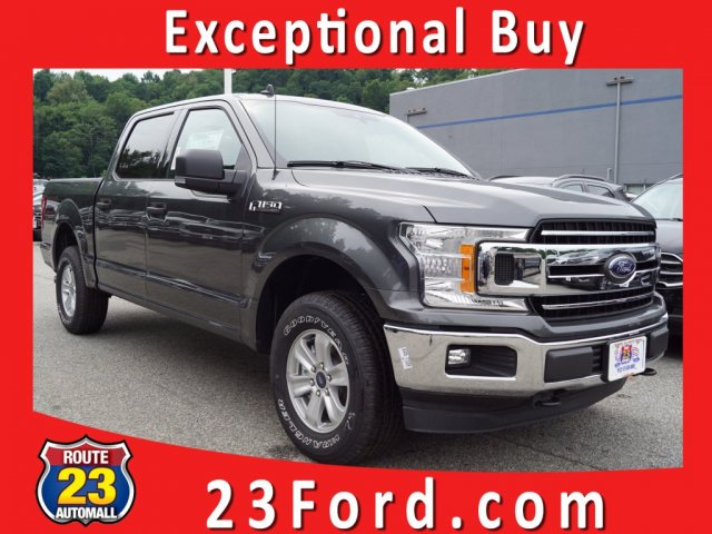 2019 F-150 SuperCrew Cab 4x4,  Pickup #59590 - photo 1