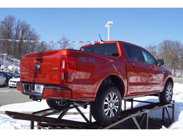 2019 Ranger SuperCrew Cab 4x4,  Pickup #59599 - photo 1