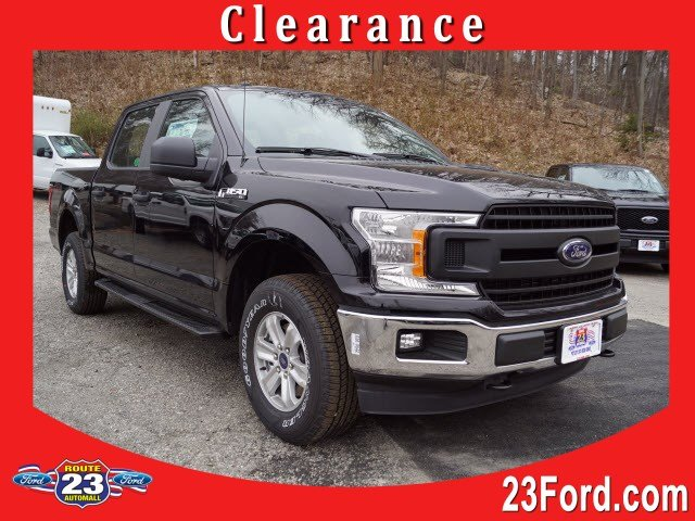 2019 F-150 SuperCrew Cab 4x4,  Pickup #59603 - photo 1