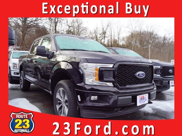 2019 F-150 SuperCrew Cab 4x4,  Pickup #59609 - photo 1