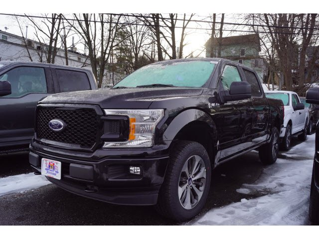 2019 F-150 SuperCrew Cab 4x4,  Pickup #59609 - photo 3