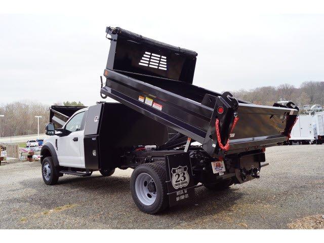 2019 F-550 Regular Cab DRW 4x4,  Reading Marauder SL Dump Body #59624 - photo 5
