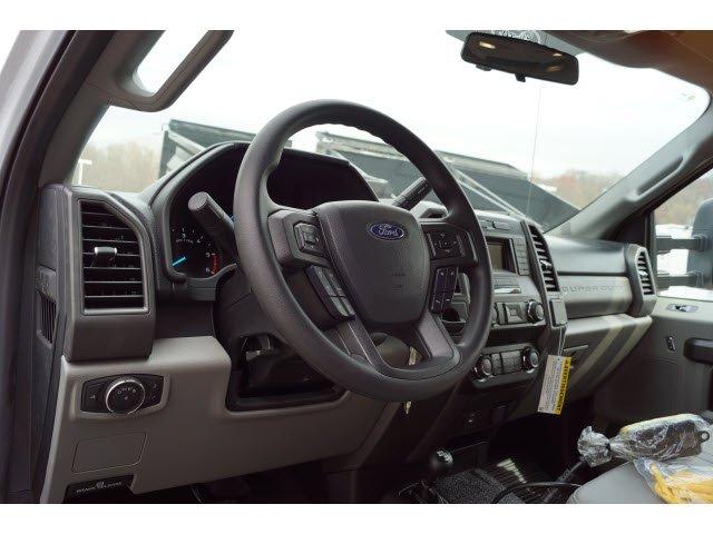 2019 F-550 Regular Cab DRW 4x4,  Reading Marauder SL Dump Body #59624 - photo 8