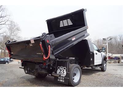 2019 F-550 Regular Cab DRW 4x4,  Reading Marauder SL Dump Body #59624 - photo 2