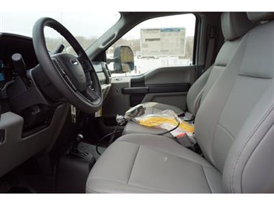 2019 F-550 Regular Cab DRW 4x4,  Reading Marauder SL Dump Body #59624 - photo 9
