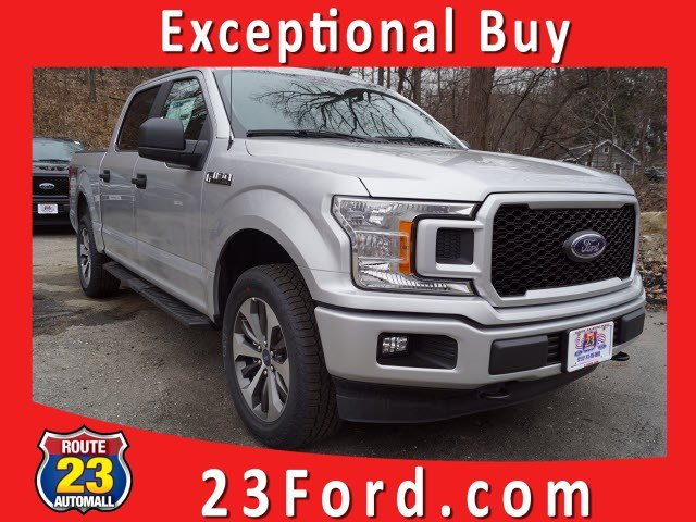 2019 F-150 SuperCrew Cab 4x4,  Pickup #59625 - photo 1