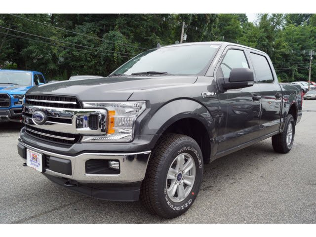 2019 F-150 SuperCrew Cab 4x4,  Pickup #59626 - photo 4