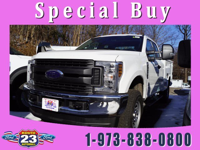 2019 F-350 Super Cab 4x4,  Knapheide Service Body #59637 - photo 1
