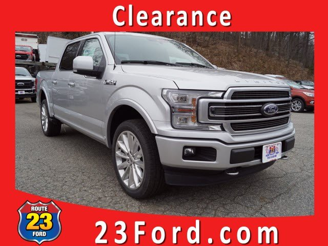 2019 F-150 SuperCrew Cab 4x4,  Pickup #59676 - photo 1